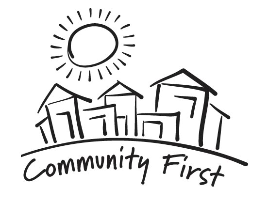 Image result for Community first